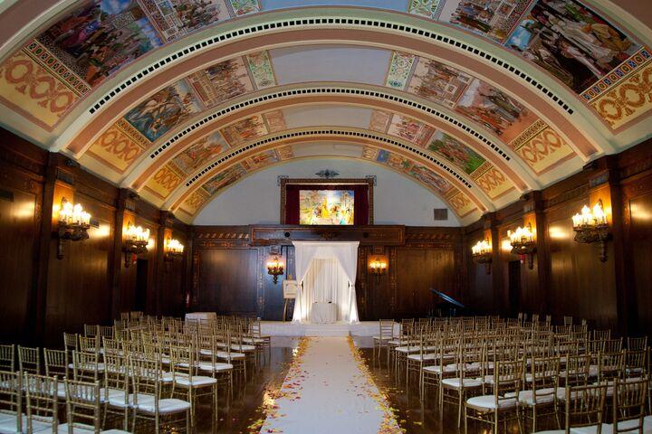Congress Plaza Hotel Chicago Il
