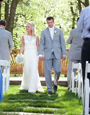 Dan and Briana Wedding Recessional