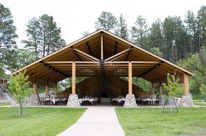 Wedding Reception Custer State Park