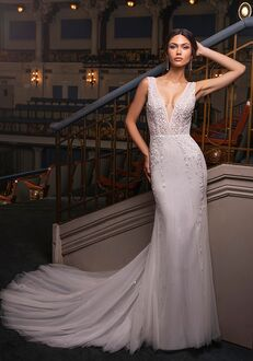 PRONOVIAS PRIVÉE DANIELS Mermaid Wedding Dress