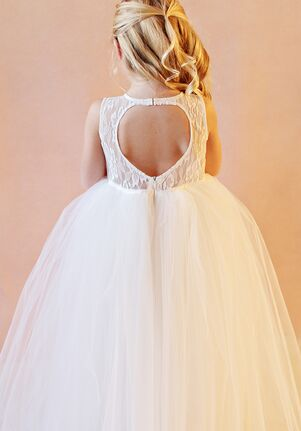 FATTIEPIE Charlotte Flower Girl Dress