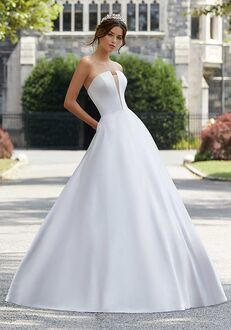 Morilee by Madeline Gardner/Blu Shelby 5807 Ball Gown Wedding Dress