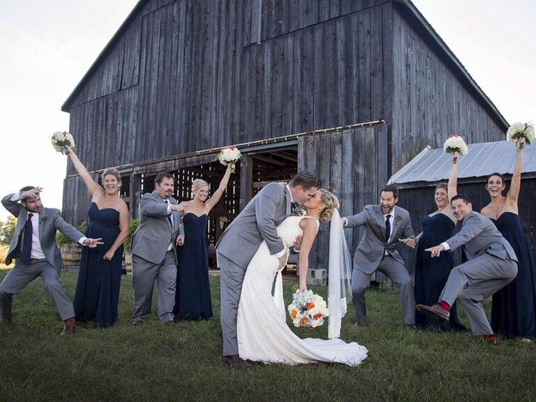 Wedding venue in Shelbyville, Kentucky.