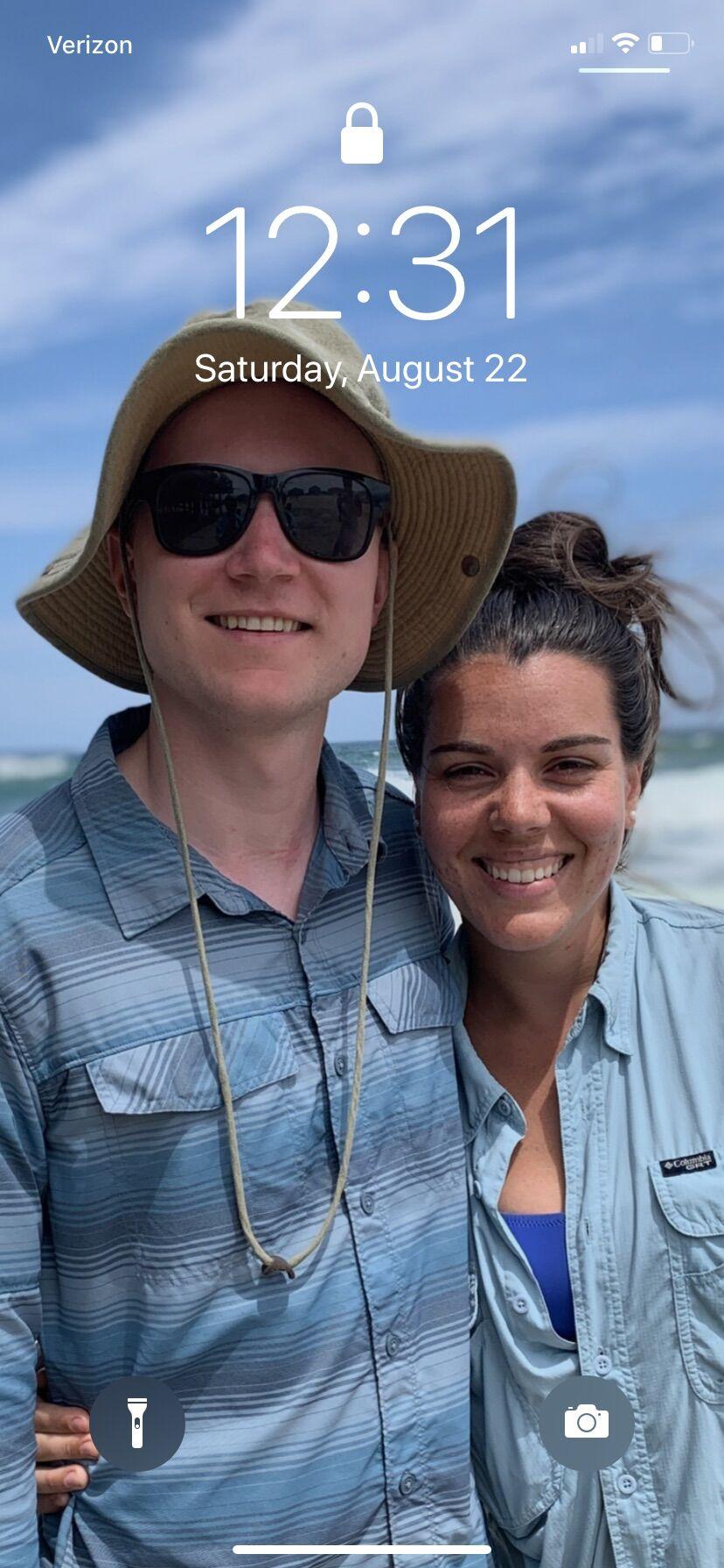 Image 1 of Meg and John