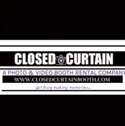 Virginia Beach, VA Photo Booth Rental | Closed Curtain LLC