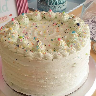 Swell Wedding Cake Bakeries In Banner Elk Nc The Knot Funny Birthday Cards Online Inifofree Goldxyz
