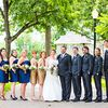 A Colorful, Religious Wedding at The American Visionary Museum in Baltimore, Maryland