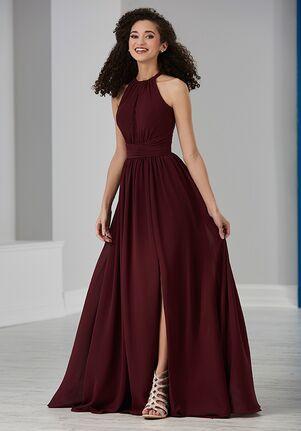 Christina Wu Celebration 22849 Halter Bridesmaid Dress
