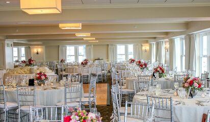 Wedding Venues Machusetts Hull Nantasket Beach Resort Front Photo