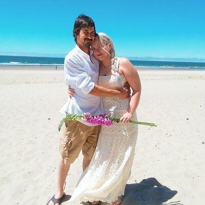 Bliss and Energy Weddings on the Oregon Coast & Inland