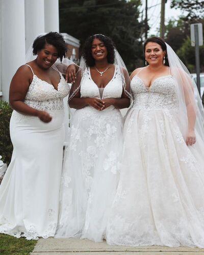 Ivory & Main - A Curvy Bridal Boutique