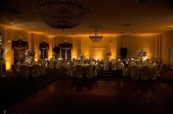 Musical DJs and Event Lighting