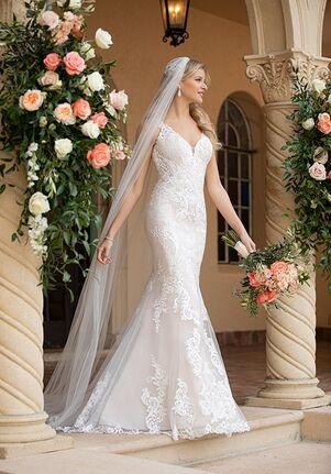 Stella York 7100 Mermaid Wedding Dress