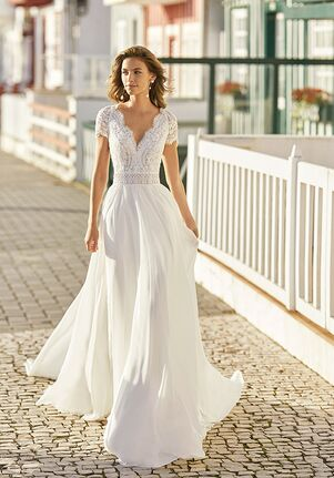 Rosa Clará Soft HALIA A-Line Wedding Dress
