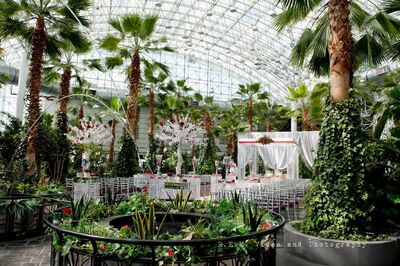 The Crystal Gardens At Navy Pier