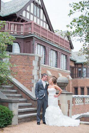 Vintage Mansion Wedding