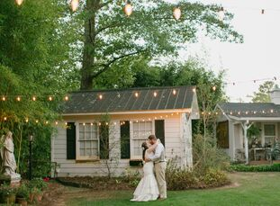 After first meeting and later celebrating their engagement at Watkinsville First Baptist Church in Athens, Georgia, it only felt natural for Meganne B