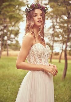 Lillian West 66079 A-Line Wedding Dress