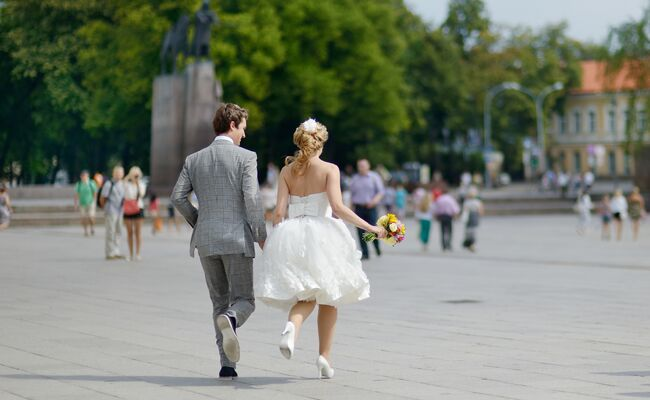 Have You Ever Joked About Eloping? (We Did)