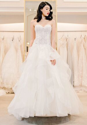 Michelle Roth for Kleinfeld Kacey Wedding Dress