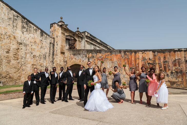 A Destination Wedding At La Concha Resort In San Juan Puerto Rico