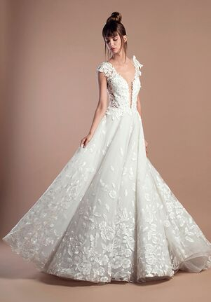 Tony Ward for Kleinfeld Amelia A-Line Wedding Dress