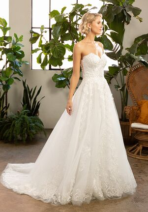 Beloved by Casablanca Bridal BL326 Bella A-Line Wedding Dress