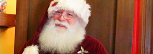 Exclusive Interview with Santa