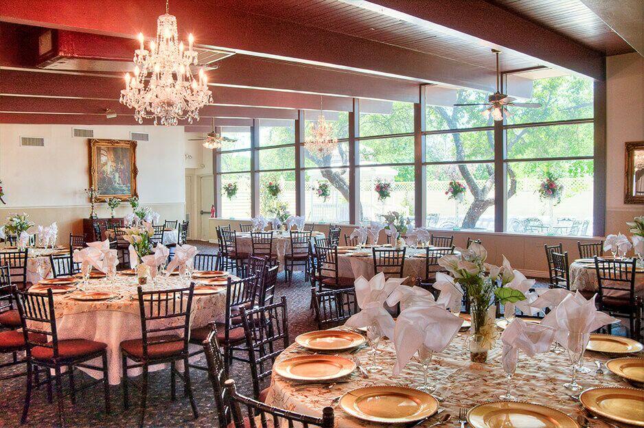 Magnolia Gardens On Main Reception Venues San Antonio Tx