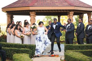 Jumping the Broom Tradition