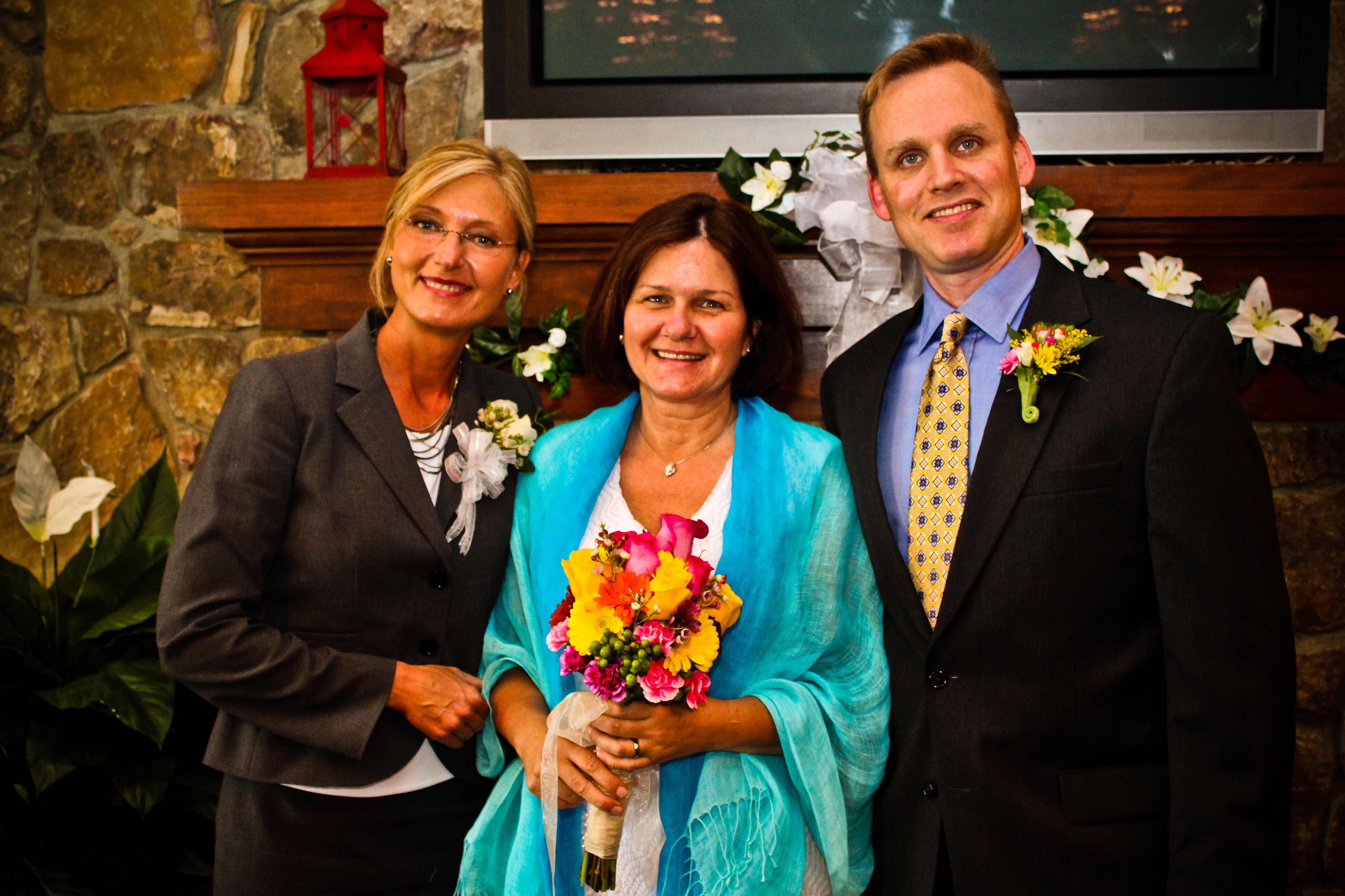 Rev. Ingrid Sagula | Officiants & Premarital Counseling ...