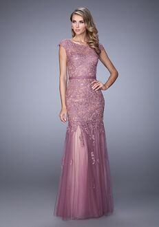 La Femme Evening 21677 Mother Of The Bride Dress