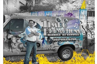 Timbo Promotions Mobile DJ
