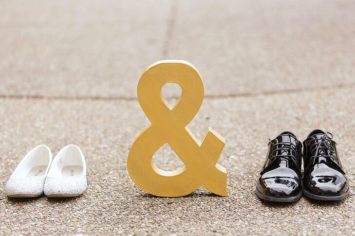Bride and Groom Footwear