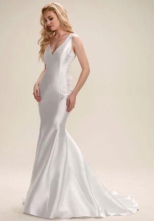 Avery Austin Naomi Mermaid Wedding Dress
