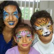 Atlanta, GA Face Painting | Fun-O-Rama Parties