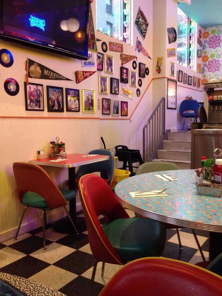 Inside of Big Daddy's UES