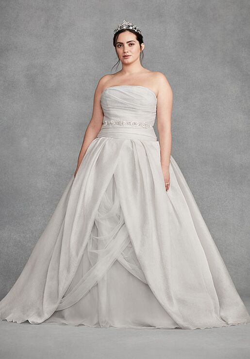 90320a4f3d9 White by Vera Wang White by Vera Wang Style VW351178 Ball Gown Wedding Dress