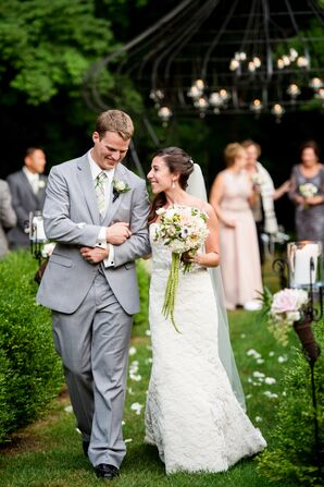 Romantic Lord Thompson Manor Ceremony