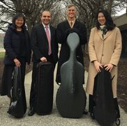 Rochester, NY String Quartet | Red Creek String Quartet