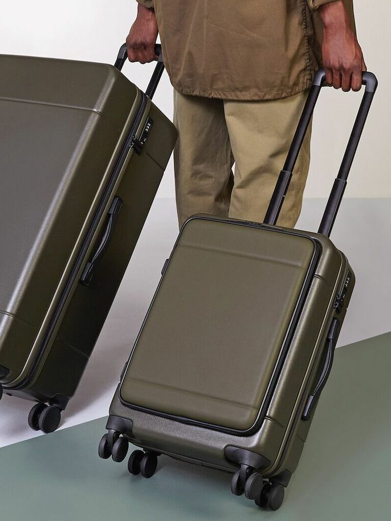 carry on luggage gift for husband