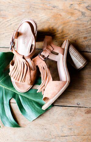 Boho Heels with Fringe