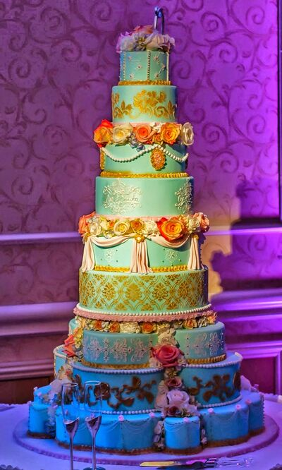 Wedding Cake Bakeries In Virginia Beach Va The Knot