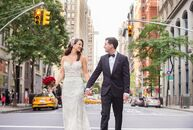 Jessica and Dean wanted a beautiful, classic New York City space that celebrated the city where they live. The couple let the ceremony and reception l