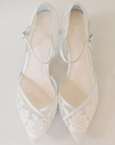 Bella Belle CANDICE IVORY Ivory Shoe