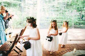 Bohemian Flower Girls
