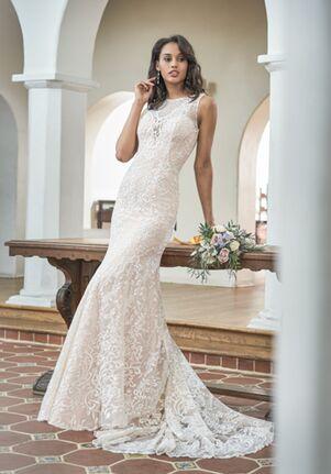 Jasmine Couture T212054 Mermaid Wedding Dress