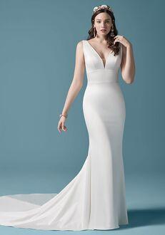 Maggie Sottero ANISSA Sheath Wedding Dress