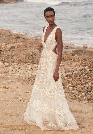 CUCCULELLI SHAHEEN Arco Full Dress A-Line Wedding Dress