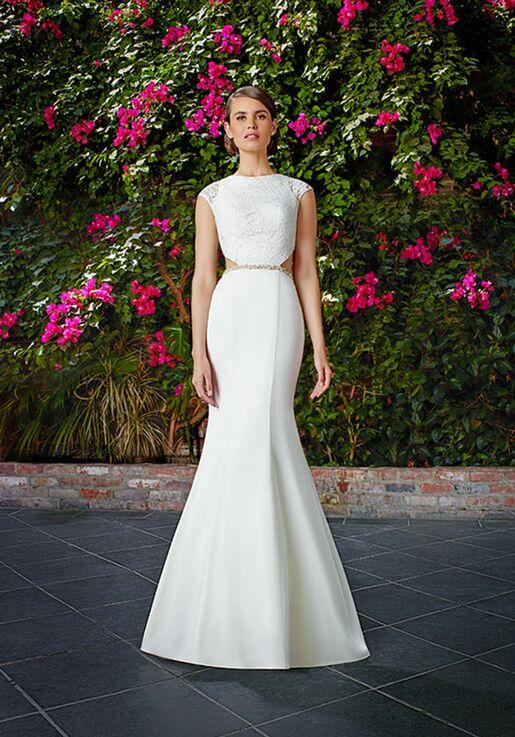 Moonlight Tango T766 Mermaid Wedding Dress